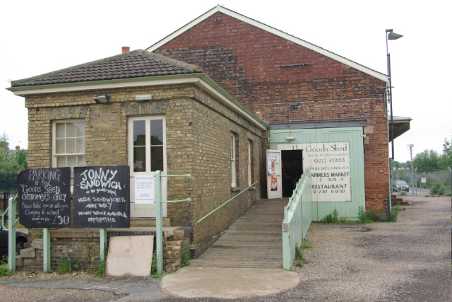 Image result for The Goods Shed