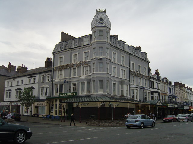 Alexandra Hotel and Gregory's Bar