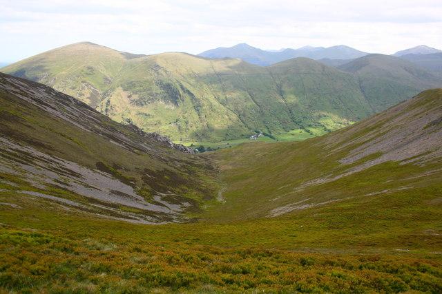 Cwm Planwydd Valley
