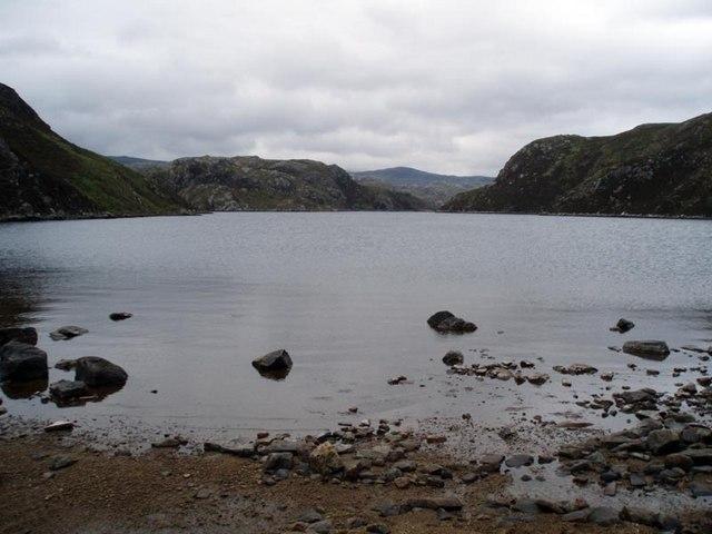 Loch a' Mhadail