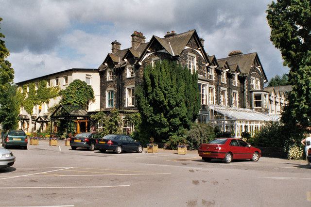 The Lakeside Hotel Windermere