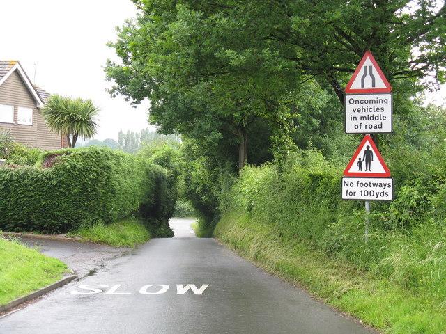 Malvern Link - Grit Lane
