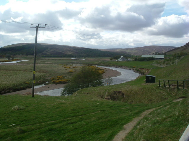 River Helmsdale at Balvataich