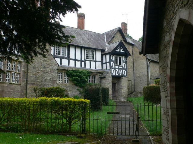 Ludford House, Ludford