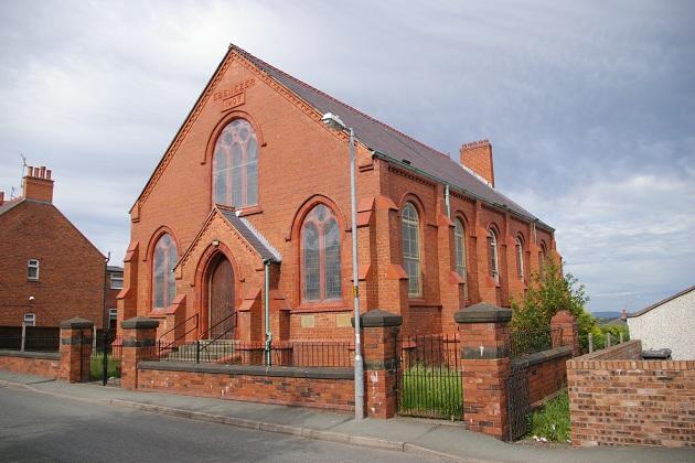 Ebenezer Chapel, Rhosllanerchrugog