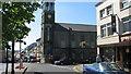 C9425 : Ballymoney Town Clock and masonic Hall by Willie Duffin