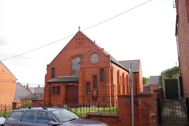 Bethel, Eglwys Bresbyteraidd, Ponciau