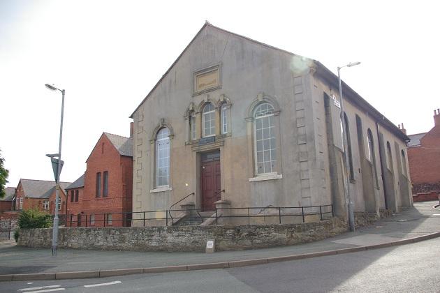 Side building to Bethel chapel, Ponciau