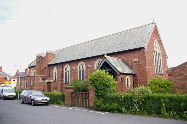St. Mary's Church, Johnstown