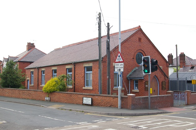 Christchurch United Reformed Church, Johnstown