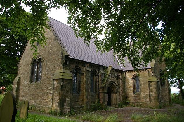 St. John's Parish Church, Rhosllanerchrugog