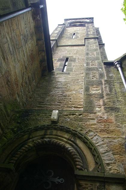 Tower of St John's Church, Rhosllanerchrugog
