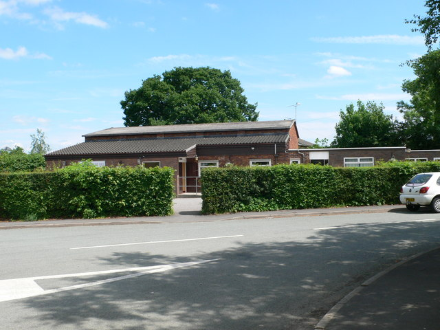 Higher Kinnerton Village Hall