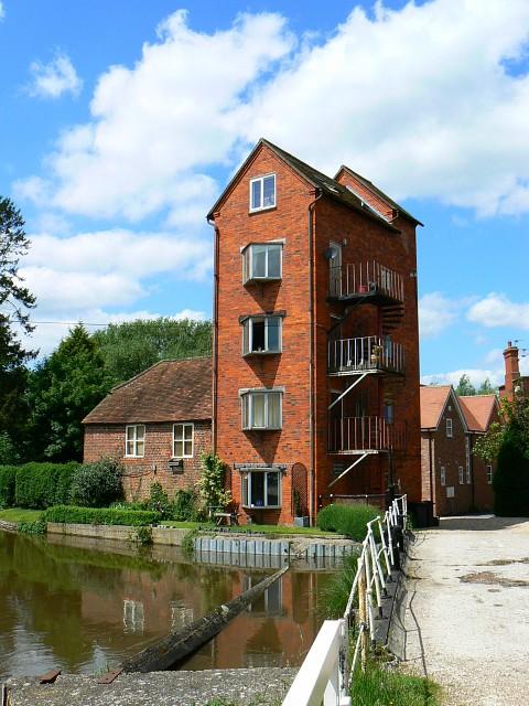 The Granary, West Mills, Newbury
