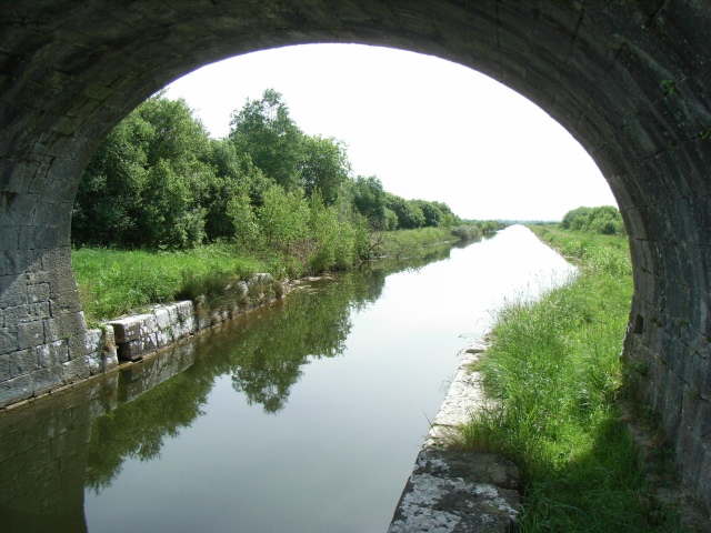 Royal Canal in Westmeath, Near Abbeyshrule, Co. Longford