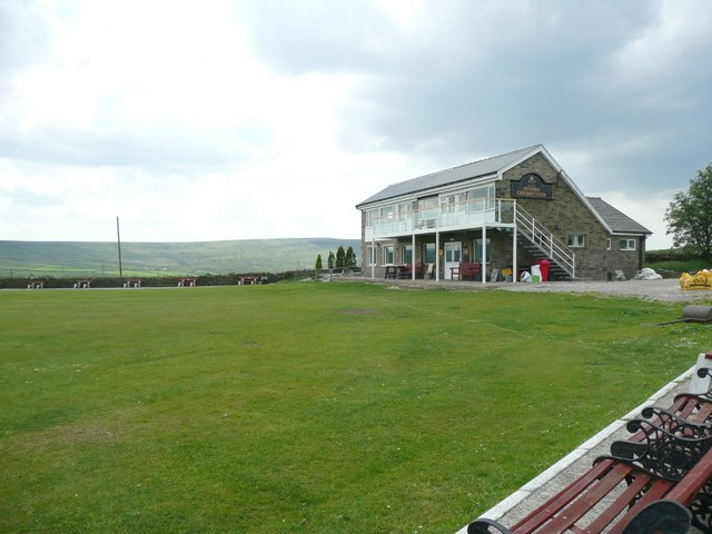 Stones Cricket Club, Soyland (Ripponden)
