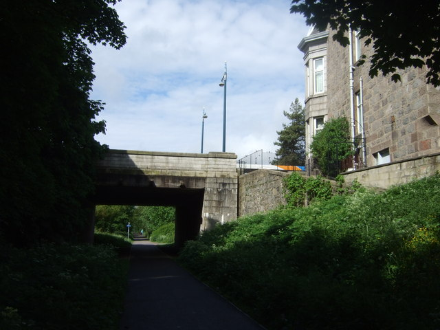 B9077 road bridge