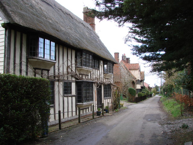 Blythburgh Church Road