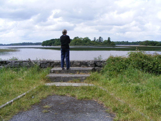 Lough Cutra & Parsons Island - Ballyturin Townland