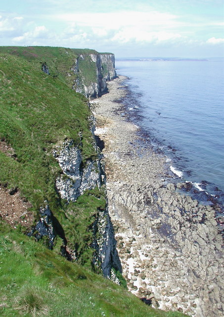 North Cliff, Flamborough