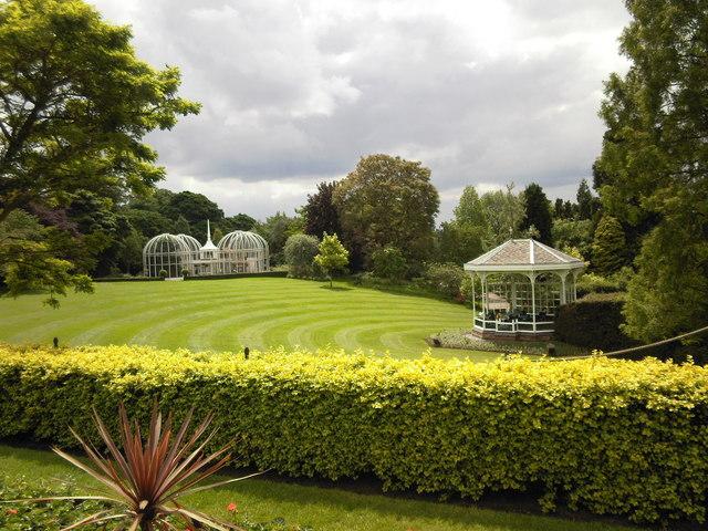 Birmingham botanical gardens annette randle geograph britain and ireland for Birmingham botanical gardens birmingham al