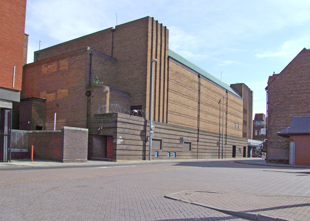 Former Odeon cinema