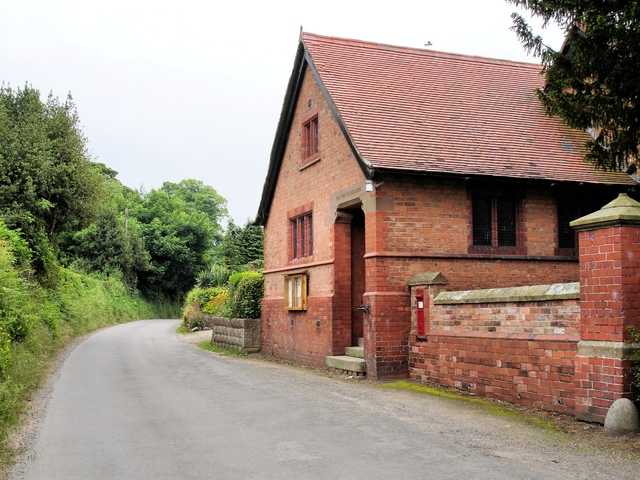 Chapel on Whitewell Road
