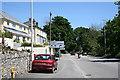 SX5256 : The Road into Plympton by Tony Atkin