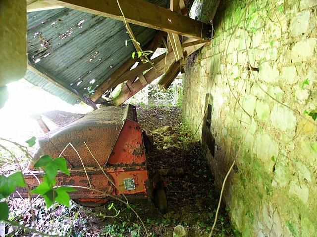 Twizell Sawmill