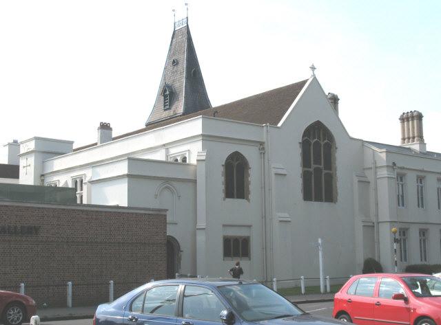 Christ's Chapel of God's Gift