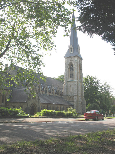 St Stephen's church, South Dulwich