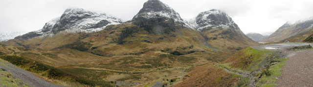 The Three Sisters of Glencoe