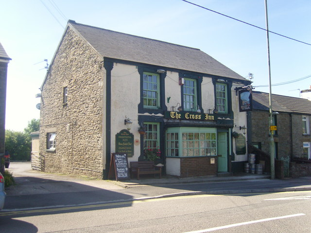 The Cross Inn, Cross Inn, Llantrisant