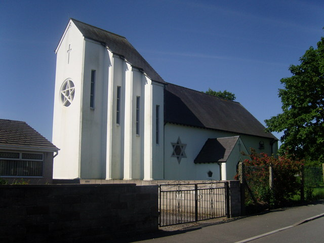Beddau Church