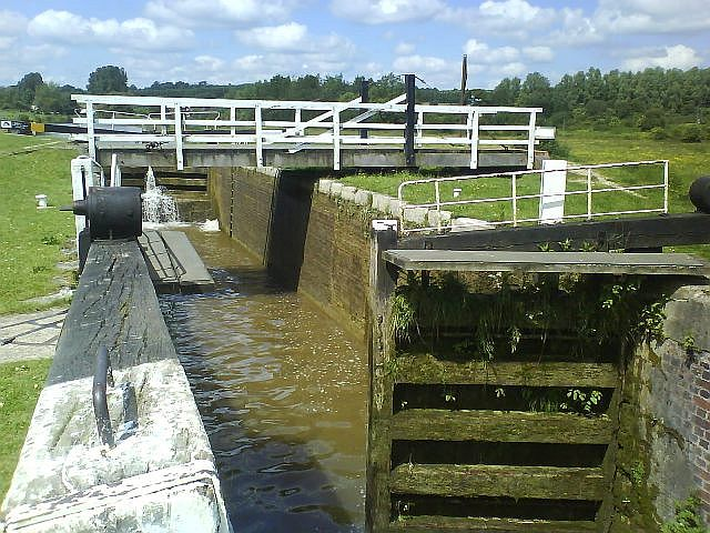 Marsh Lock, number 73