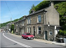 SE0023 : Bank Terrace, Cragg Road B6138, Cragg Vale, Mytholmroyd by Humphrey Bolton