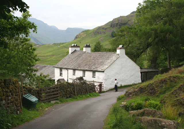 Blea Tarn House, Little Langdale