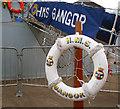 J5082 : Lifebuoy, HMS Bangor : Week 23