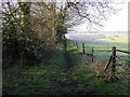 SU7898 : Footpath off Chinnor Road by Shaun Ferguson