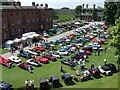 SK9771 : Vintage Vehicle Rally, Lincoln Castle, Lincoln by Dave Hitchborne