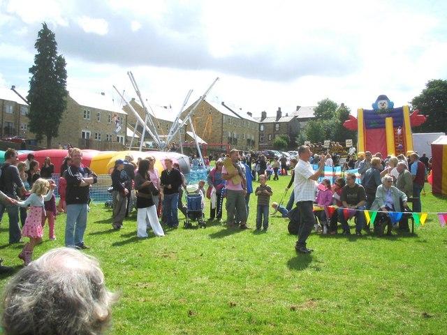 Фестиваль деревня