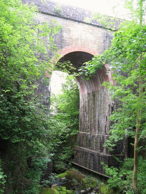 Railway Viaduct over Poltross Burn