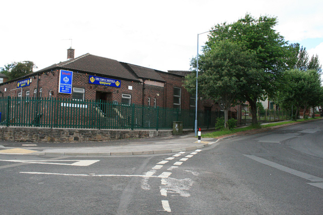 Sikh Temple In Grimesthorpe 169 David Lally Geograph