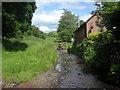 SO4096 : Darnford Brook at Ratlinghope by Row17