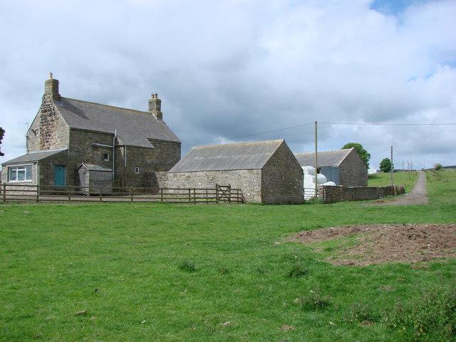 Corsenside (farm house)