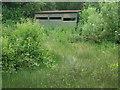 TL5262 : Bird Hide at Hoe Fen, Anglesey Abbey by Stuart Warrington
