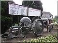 H8583 : Vintage Tractor, Moneymore by Kenneth  Allen
