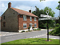 TF9434 : The former Unicorn Inn by Evelyn Simak