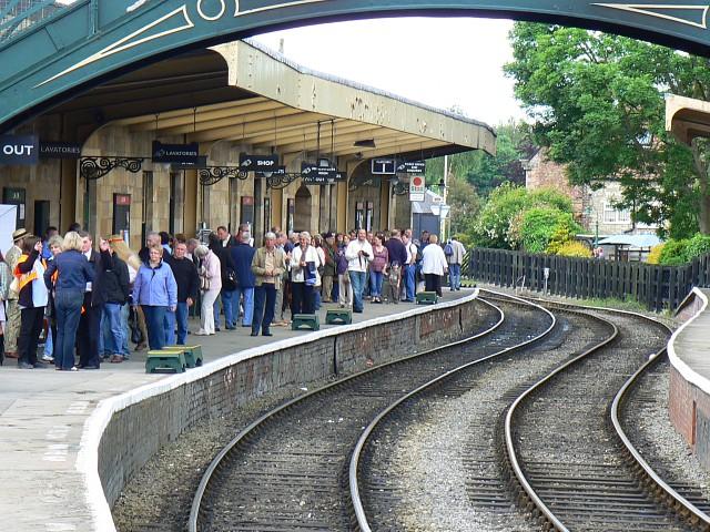 Pickering station, Pickering