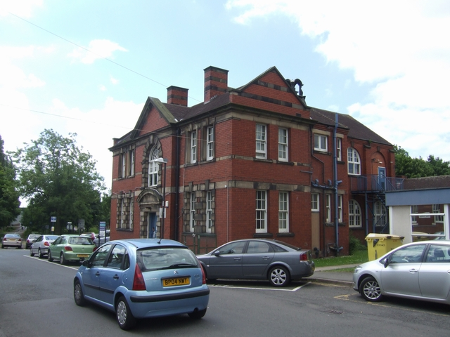 New Cross Hospital - Workhouse Board Offices